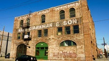 """Starkman Building from """"Fast & Furious"""""""